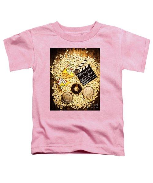 Cinema Of Entertainment Toddler T-Shirt