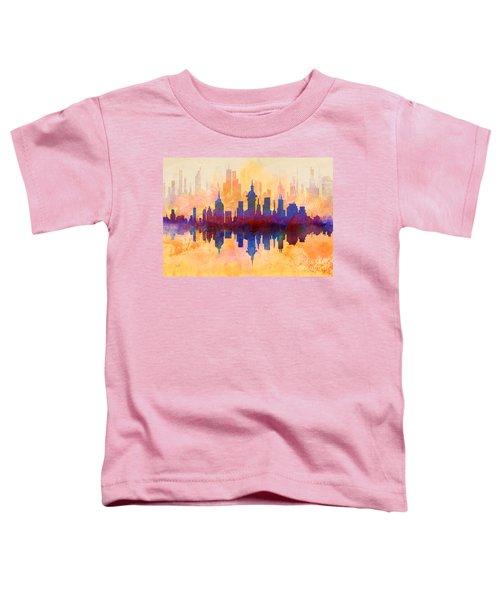 City Pulse Toddler T-Shirt