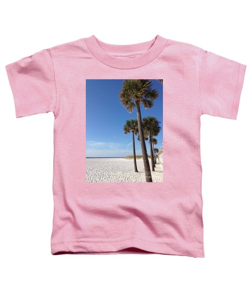 Clearwater Palms Toddler T-Shirt