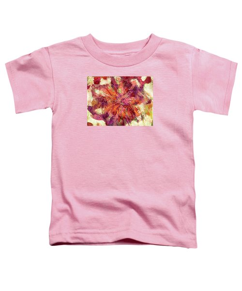 Clematis Absentia 21 Toddler T-Shirt