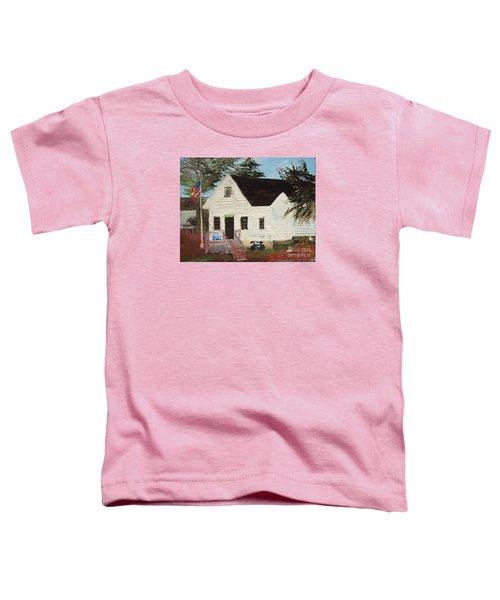 Cliff Island School Toddler T-Shirt