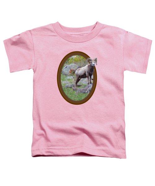 Colorado Bighorn Toddler T-Shirt
