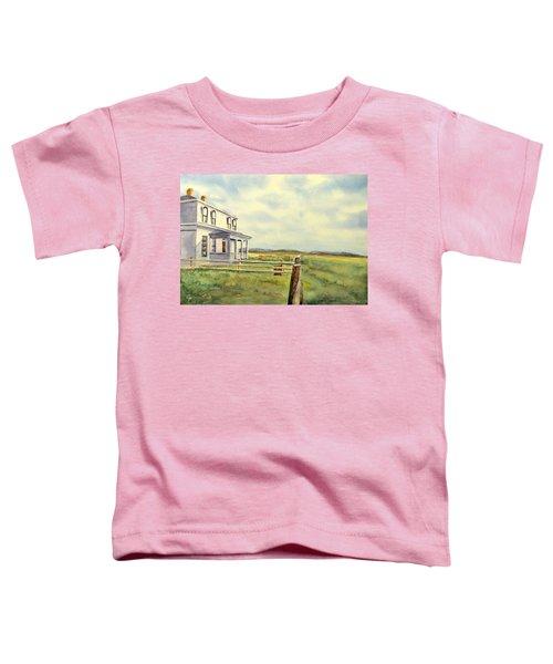 Colorado Ranch Toddler T-Shirt