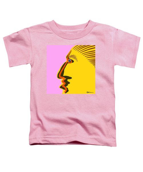 Combed 2 Toddler T-Shirt
