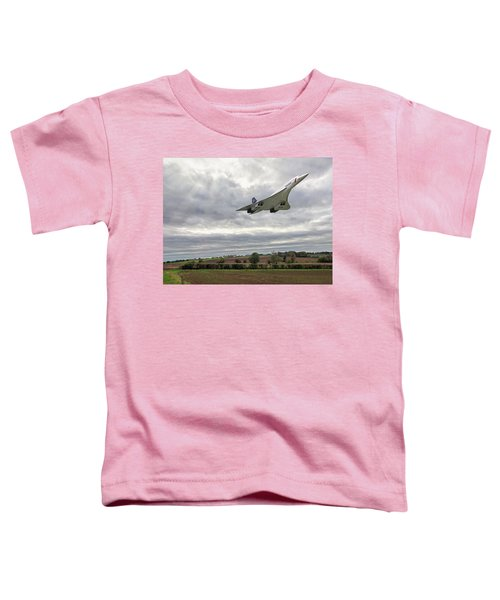 Concorde - High Speed Pass Toddler T-Shirt