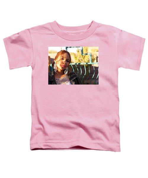 Cool Autum Toddler T-Shirt