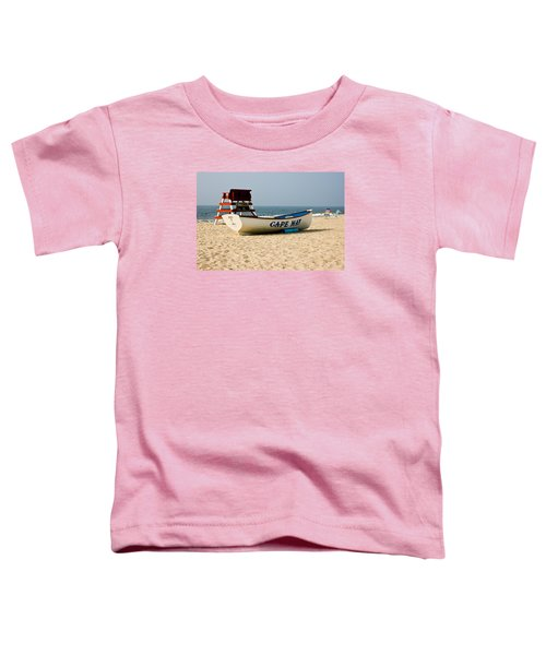 Cool Cape May Beach Toddler T-Shirt