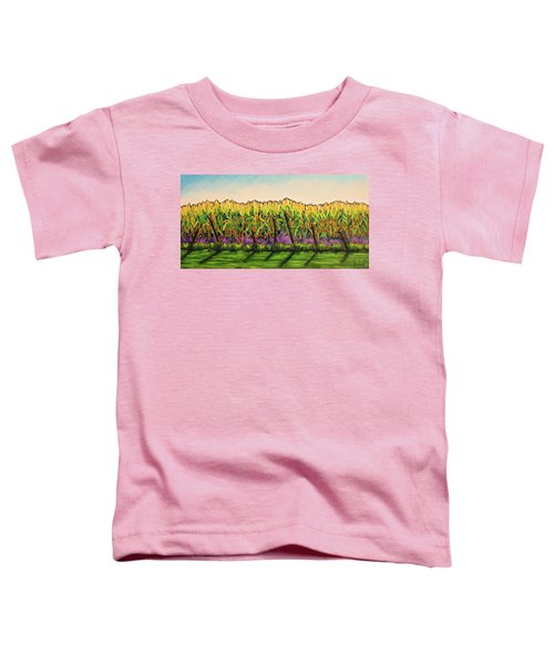 Cornfield Color Toddler T-Shirt