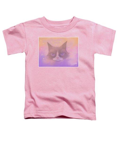 Cosmic Cat Toddler T-Shirt