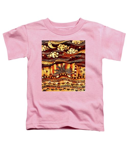 Counting Sheeps Toddler T-Shirt