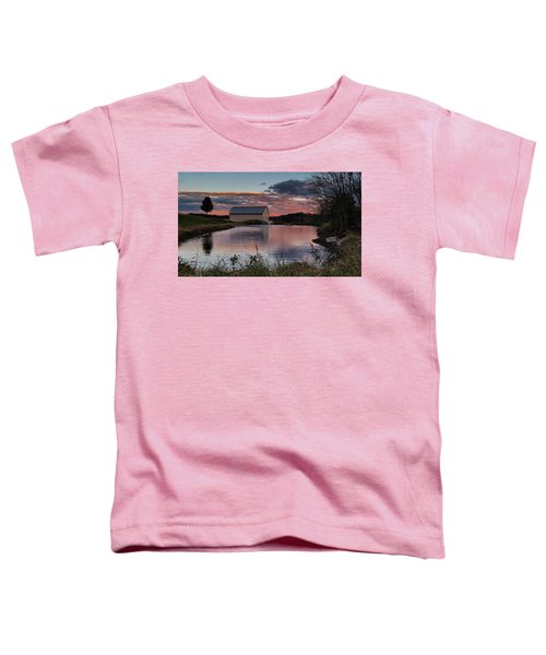 Country Living Sunset Toddler T-Shirt