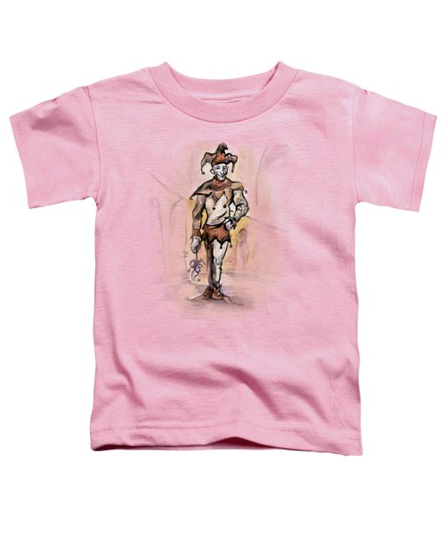 Court Jester Toddler T-Shirt