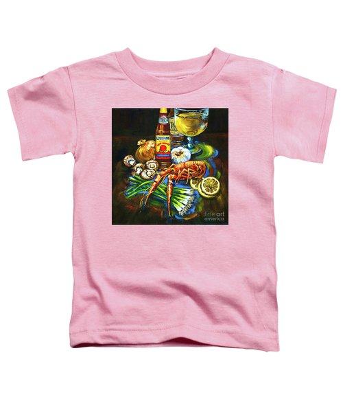 Crawfish Fixin's Toddler T-Shirt