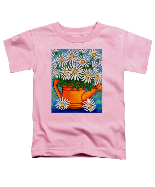 Crazy For Daisies Toddler T-Shirt