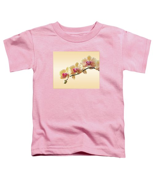 Cream Delight Toddler T-Shirt by Gill Billington