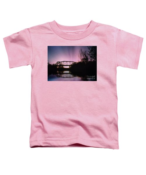 Crossing Over Toddler T-Shirt