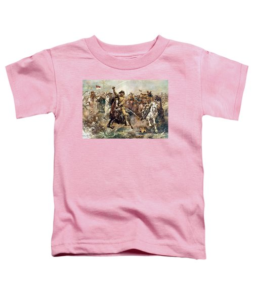 Cuba: Rough Riders, 1898 Toddler T-Shirt