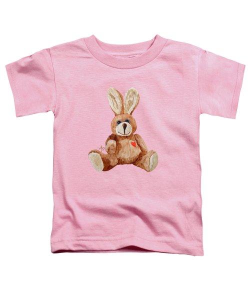 Cuddly Care Rabbit Toddler T-Shirt