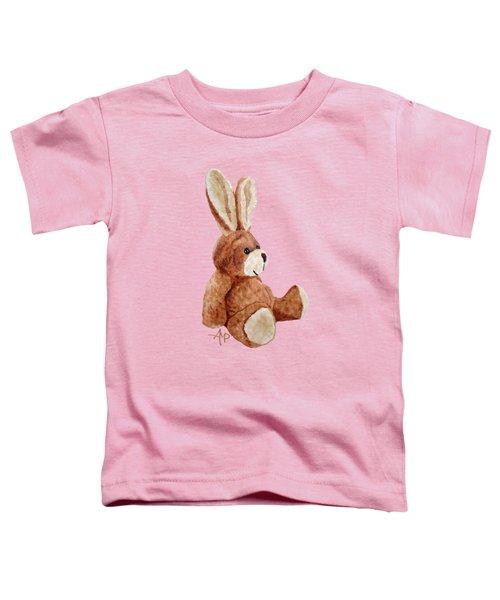 Cuddly Rabbit Toddler T-Shirt