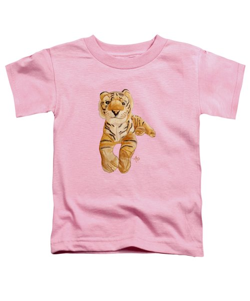 Cuddly Tiger Toddler T-Shirt