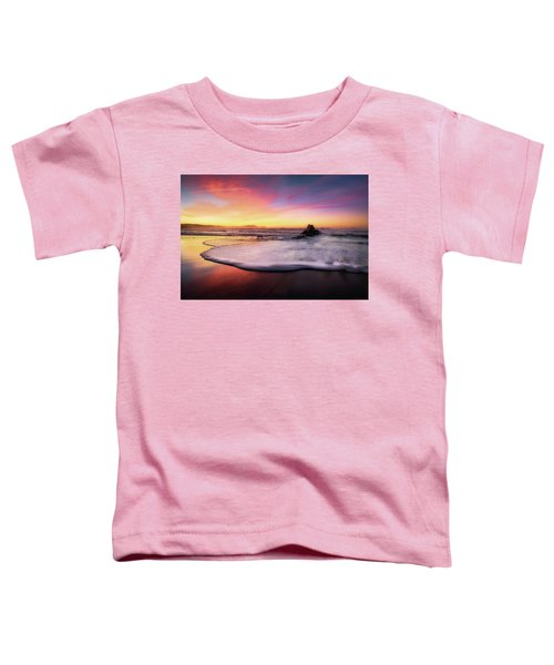 Cup Of Foam Toddler T-Shirt
