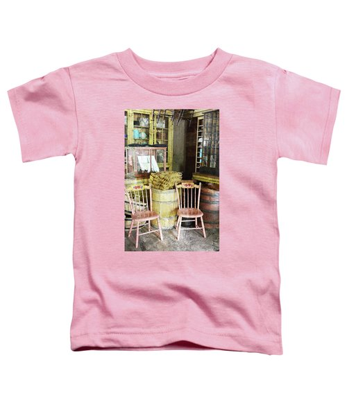 Cupboards Full Of Poetry Toddler T-Shirt