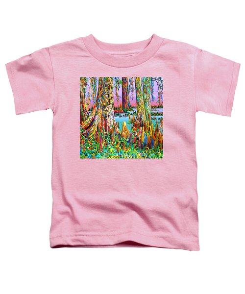 Cypress Spirit Rising Toddler T-Shirt