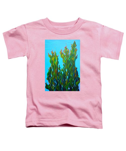 Cypressing A Wave Toddler T-Shirt