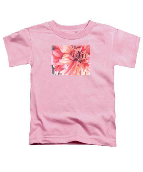 Dahlia 1 Toddler T-Shirt