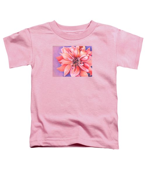 Dahlia 2 Toddler T-Shirt