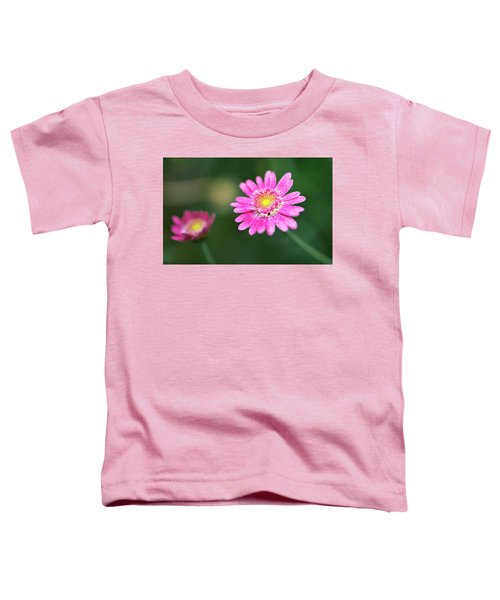 Daisy Flower Toddler T-Shirt