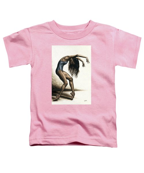 Dance Intensity Toddler T-Shirt