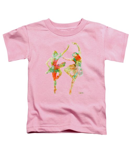 Dance With Me Toddler T-Shirt