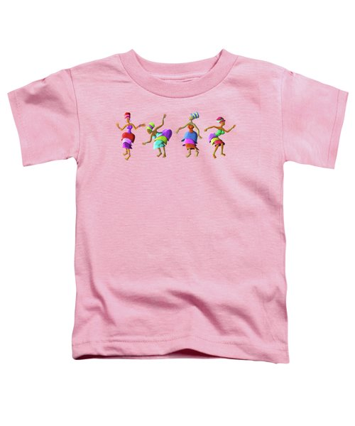 Dancers Toddler T-Shirt