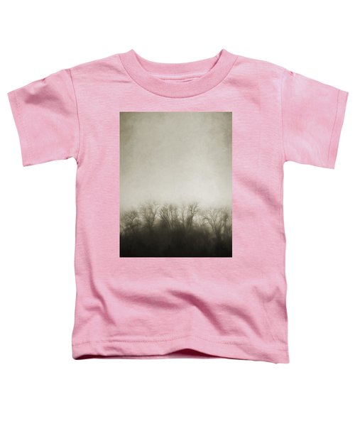Dark Foggy Wood Toddler T-Shirt