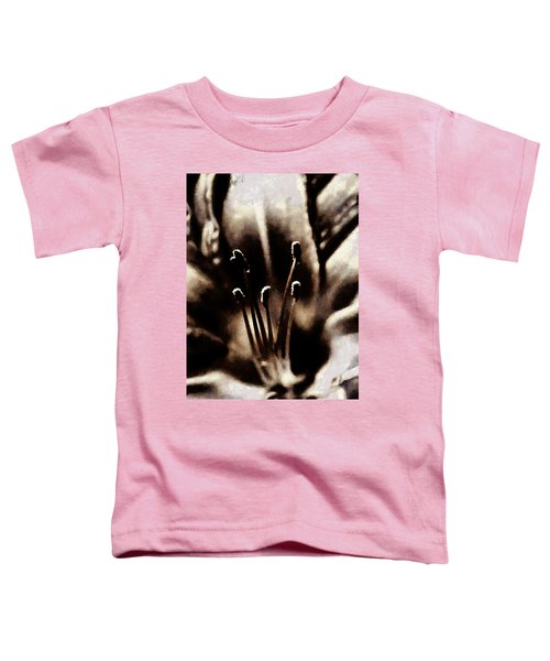 Daylily Study Toddler T-Shirt