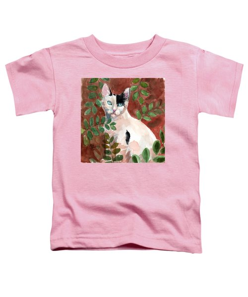 Deano In The Brush Toddler T-Shirt