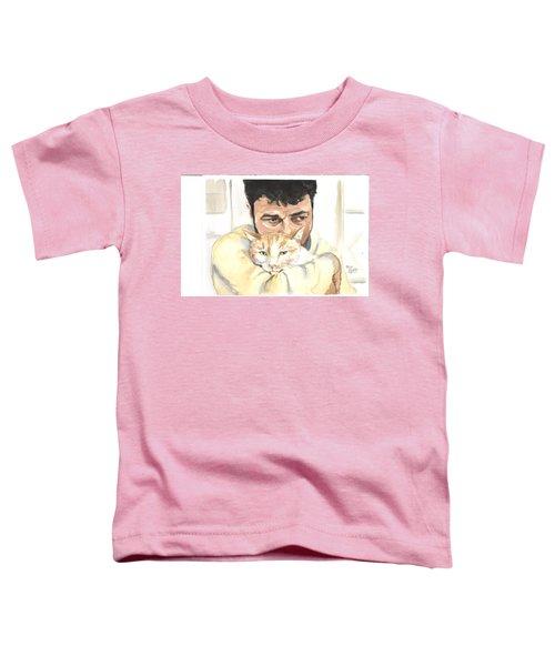 December Alaa And Ernesto Toddler T-Shirt