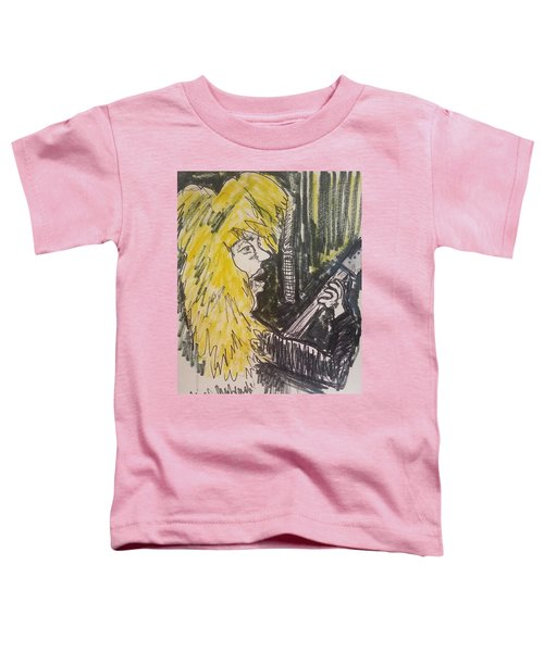 Def Leppard Love Bites Toddler T-Shirt