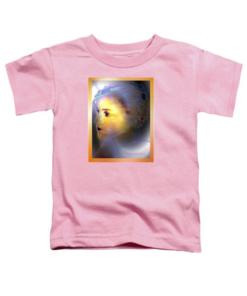 Delicate  Woman Toddler T-Shirt
