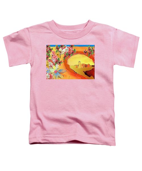 Desert Bridge Toddler T-Shirt