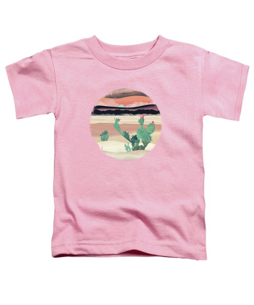 Desert Dawn Toddler T-Shirt