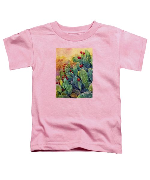 Desert Gems 2 Toddler T-Shirt by Hailey E Herrera