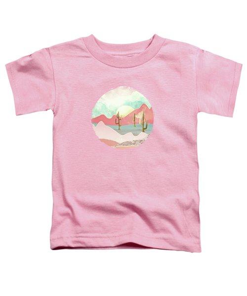 Desert Mountains Toddler T-Shirt