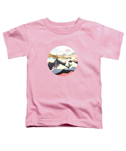 Desert Summer Toddler T-Shirt