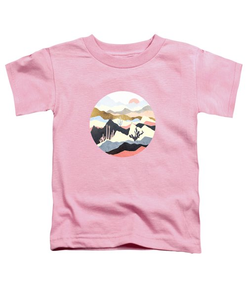 Desert Summer Toddler T-Shirt