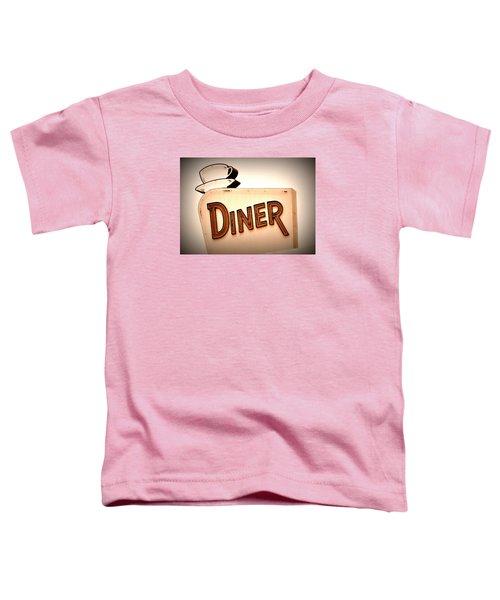 Diner Toddler T-Shirt
