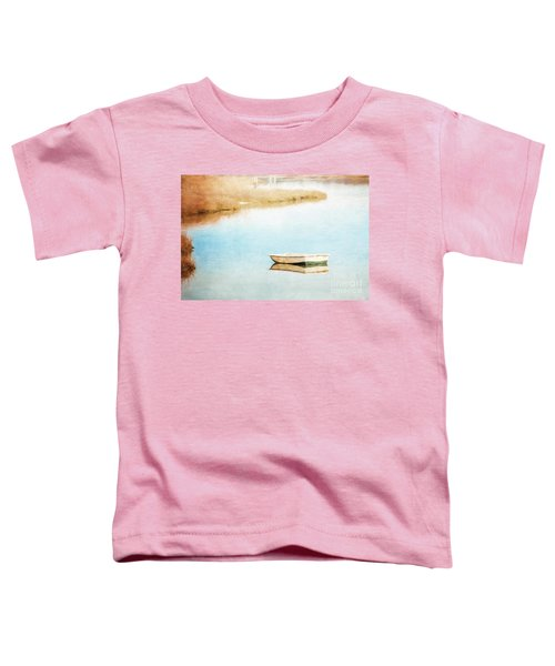 Dinghy In Eastham Toddler T-Shirt