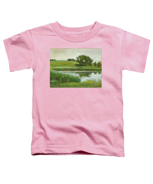 Distant Farm Toddler T-Shirt