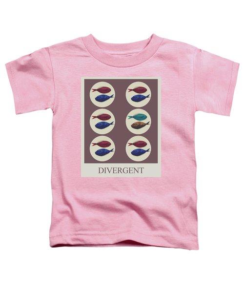 Divergent Toddler T-Shirt